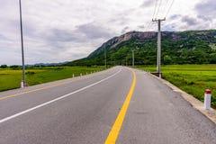 Ninh Thuan, Vietname - Otc 2016 - na estrada Foto de Stock