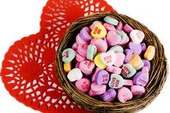 Ninho de amor Imagens de Stock Royalty Free