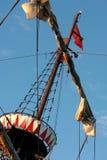 Ninho de corvo Fotos de Stock Royalty Free