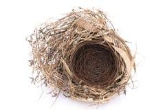 Ninho vazio do pássaro Fotografia de Stock Royalty Free