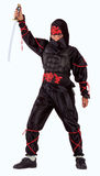 ninja αγοριών στοκ εικόνες
