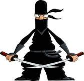 Ninja Imagen de archivo libre de regalías
