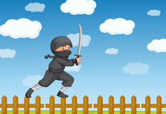 Ninja Royalty Free Stock Photos