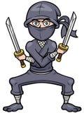 ninja ilustracji