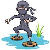 ninja vector illustratie
