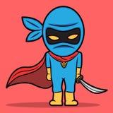 ninja Stockbild