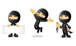 Ninja 1 库存图片