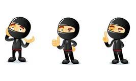 Ninja 2 Images libres de droits