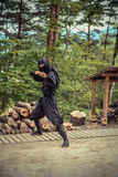 ninja Stockfoto