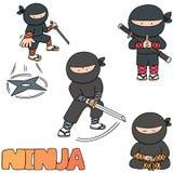 ninja Photographie stock