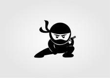 ninja fotografia royalty free