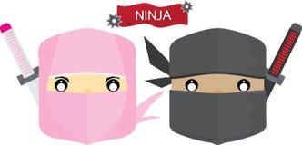 Ninja Royalty Free Stock Photography