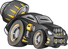 Ninja Car Immagine Stock