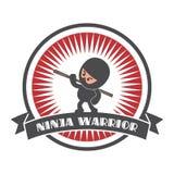 ninja cartoon Stock Photos