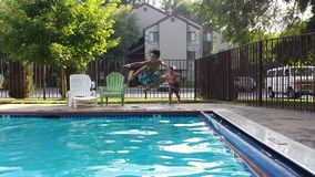 Ninja ceci Photographie stock libre de droits