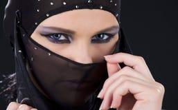 Ninja Face Foto de archivo libre de regalías