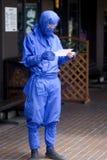 Ninja, Hakone, Japan Stock Photo