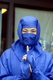 Ninja, Hakone, Japan Stock Photography