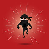 Ninja Hero Royalty Free Stock Images