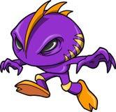 Ninja Vector Illustration Royalty Free Stock Images