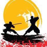 Ninjas Lizenzfreie Stockbilder