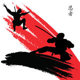 Ninjas Stock Photography