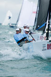Ninkasi wins first-ever Melges 20 World Championship Royalty Free Stock Image