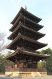 Ninna-ji tempel Royaltyfria Bilder