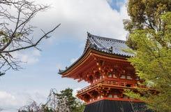 Ninna-ji temple, Kyoto, Japan Stock Photos