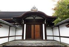 Ninnaji świątynia Fotografia Royalty Free
