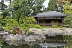 Ninomaru庭院 免版税库存照片