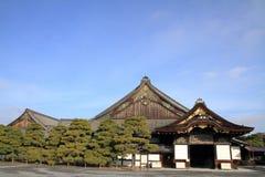 Ninomaru pałac Nijo kasztel Obrazy Stock
