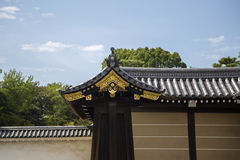 Ninomaru Palace at Nijo castle in Kyoto Royalty Free Stock Photography
