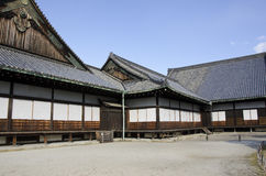 Ninomaru palace in nijojo castle in Kyoto, Japan Stock Photography