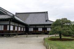 Ninomaru slott Fotografering för Bildbyråer