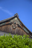Ninomaru slott på den Nijo slotten i Kyoto Royaltyfri Fotografi