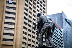 Ninoy Aquino Monument in Makati Royalty Free Stock Images