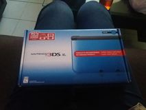 Nintendo 3ds. Xl  box Royalty Free Stock Photo