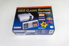Nintendo NES Classic Edition, video game console stock images