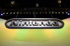 Nintendo przy E3 2012 Zdjęcie Royalty Free