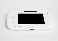 Nintendo Wii U Stock Photo