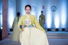 Ninth serii mody bambusowy przedstawienie Zdjęcie Stock