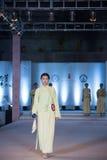 Ninth serii mody bambusowy przedstawienie Zdjęcia Royalty Free