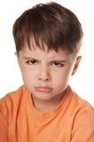 Niño de risa Imagen de archivo libre de regalías