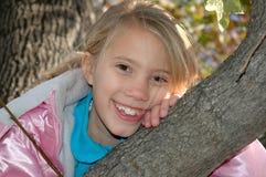 Niño feliz Fotos de archivo