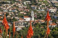 NIO Funchal, Madera, Portogallo del ³ di Santo Antà fotografie stock libere da diritti