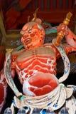 NIO no santuário de Toshogu, Nikko Foto de Stock Royalty Free