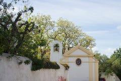 Nio van Santoantã ³ (St Anthony) katholieke kapel in Ameixoeira, oud Lissabon, Portugal Royalty-vrije Stock Foto's