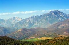 Niolu mountains Stock Photo