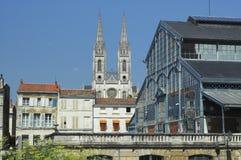 Niort (Frankrike) Arkivbild